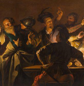 Peter's Denials of Jesus