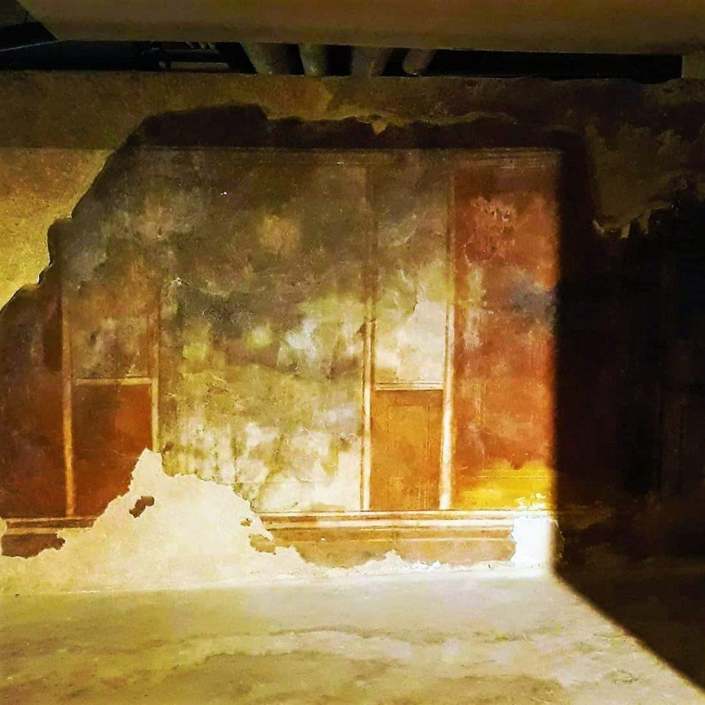 Roman Wall Paintings Styles At Jerusalem