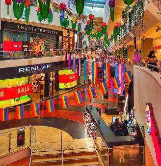 Dizengoff Center Shopping Mall