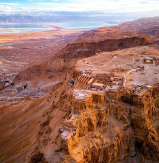 Romans At Masada
