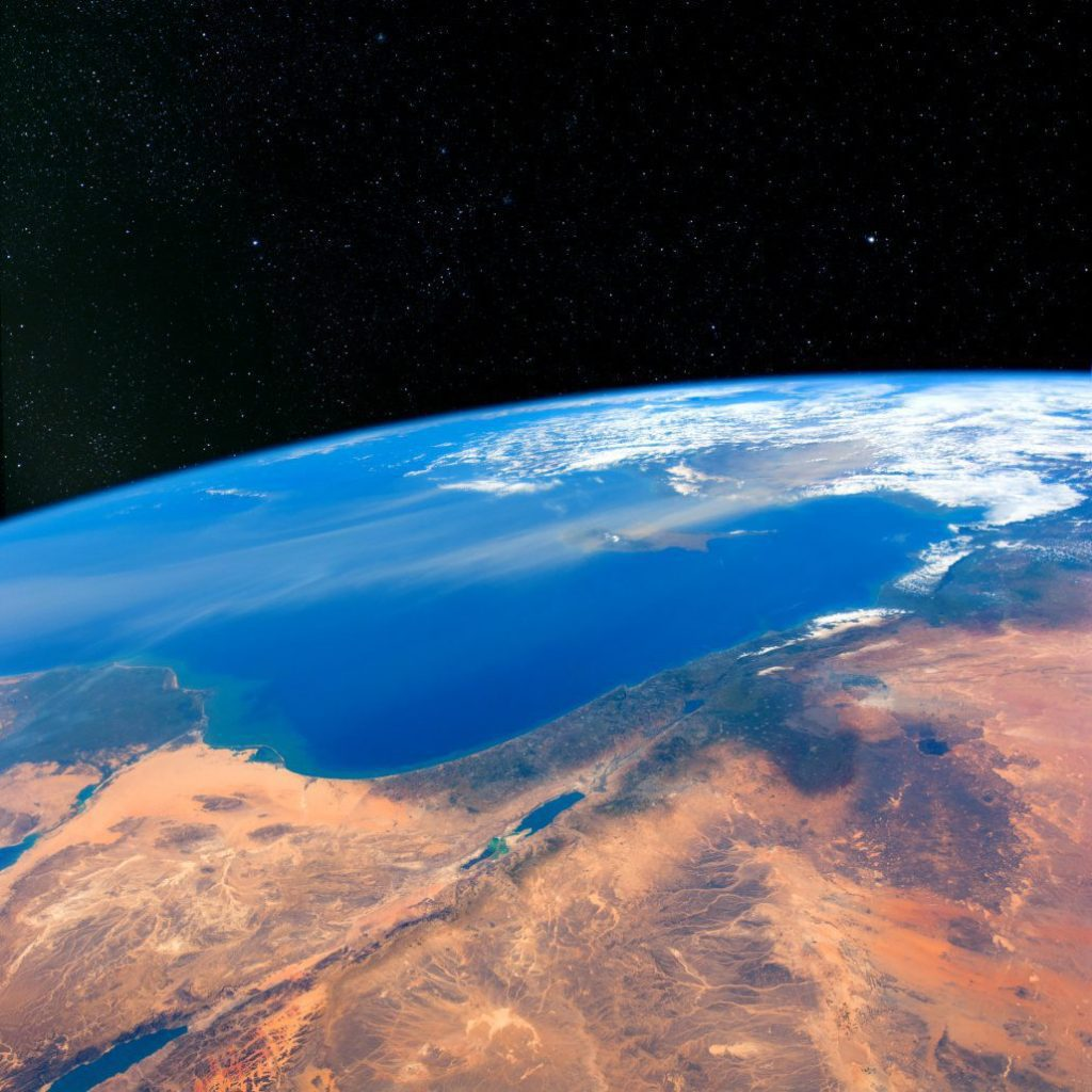 Plate Tectonics Theory In Israel