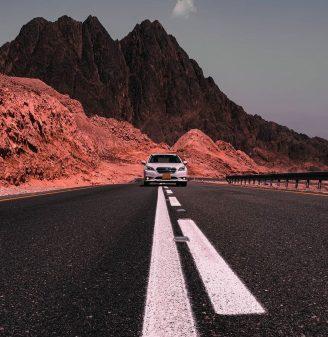 road trip across israel
