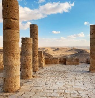 Avdat, A World Heritage Site