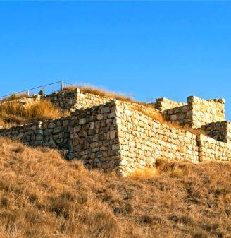 Exploring Biblical Tels in the Judean Hills
