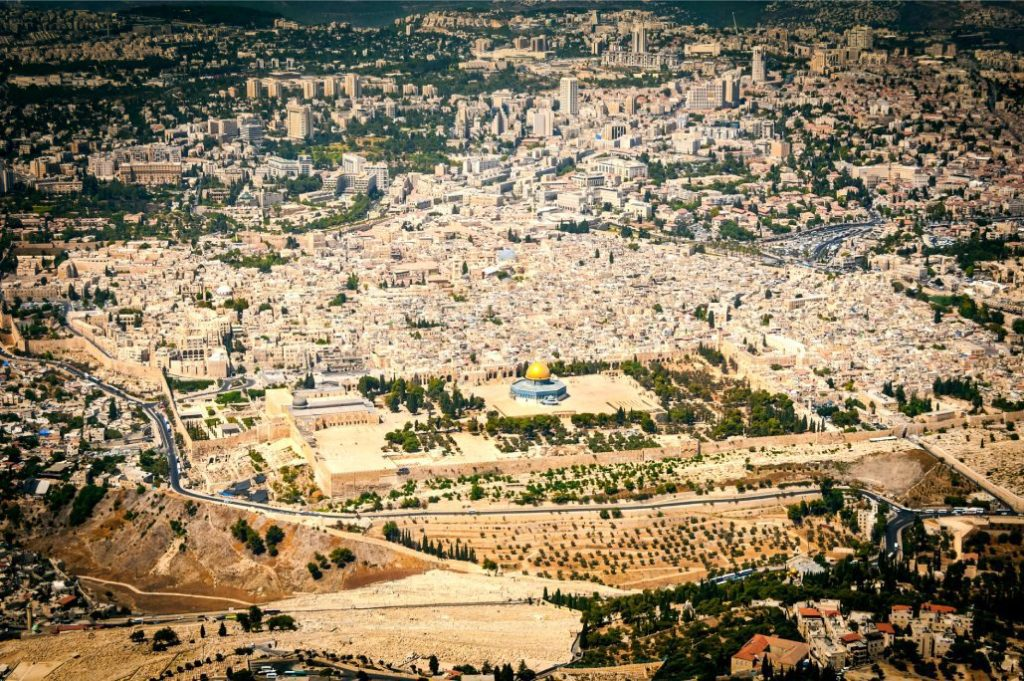 5 Must-See UNESCO World Heritage Sites in Israel - Old Town Jerusalem