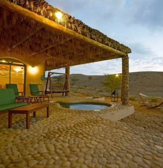 Best Accommodations in the Arava Valley