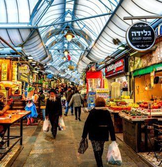 Best Markets in Jerusalem