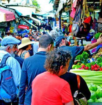 Best Markets in Tel Aviv Carmel Market