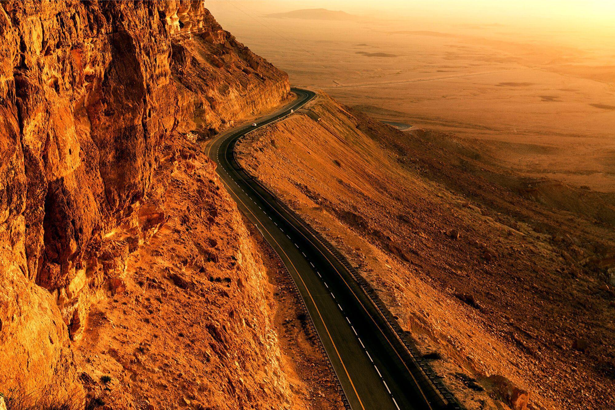 Best Road Trips in Israel