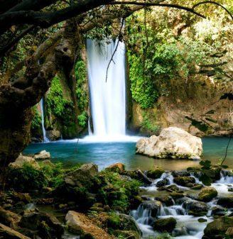 Hermon Stream National Park