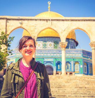 Key sites in Jerusalem