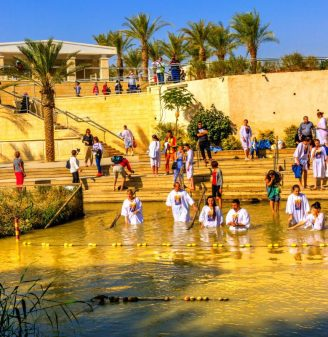 The Religious Value of the River Jordan