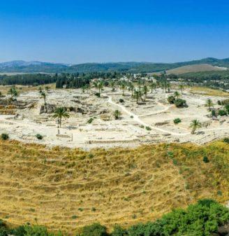 World Heritage Sites in Israel