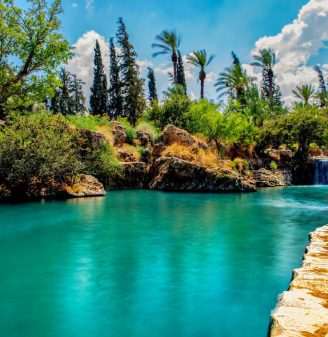 Things to Do in Israel's Hot Summer