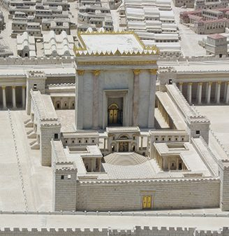Second Jewish Temple