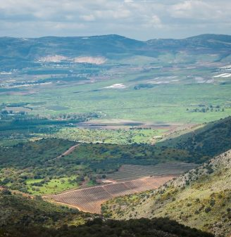 My Very Best Tour of the Golan