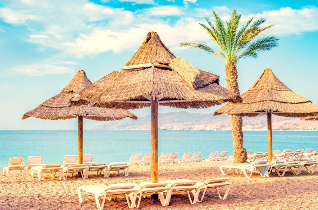 Best Beaches in Eilat