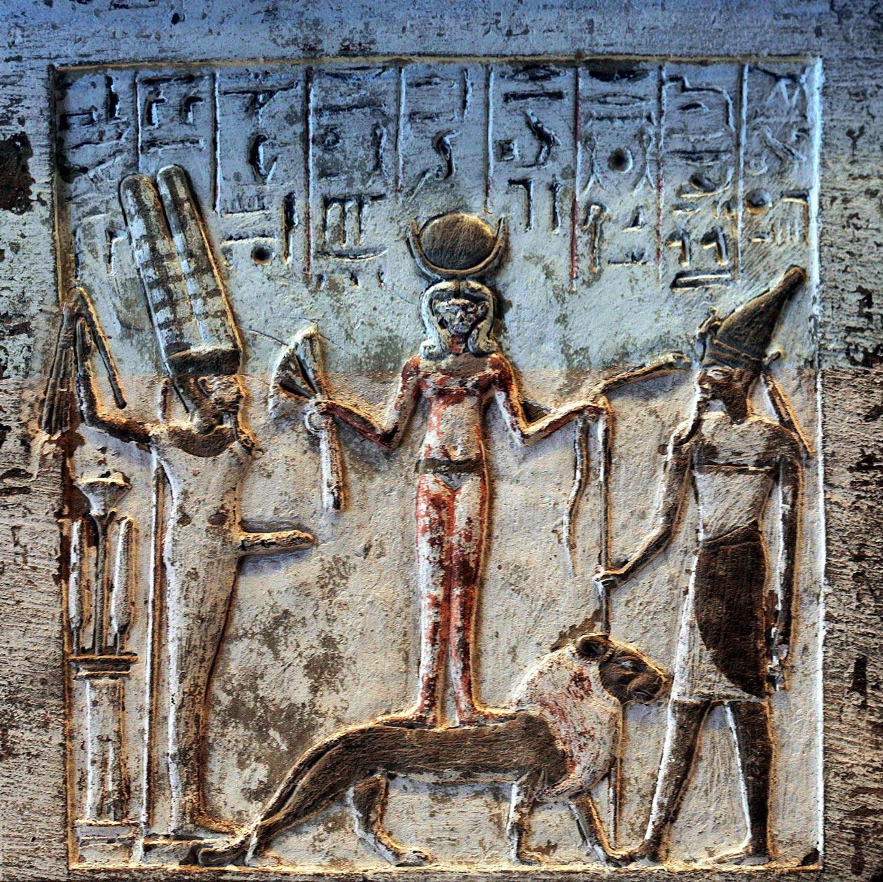 resheph - Egyptian stele