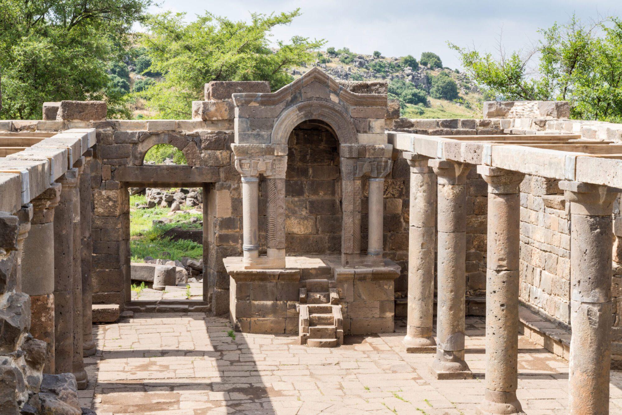 Israel Archaeological One Day Tours - Umm el-Qanatir