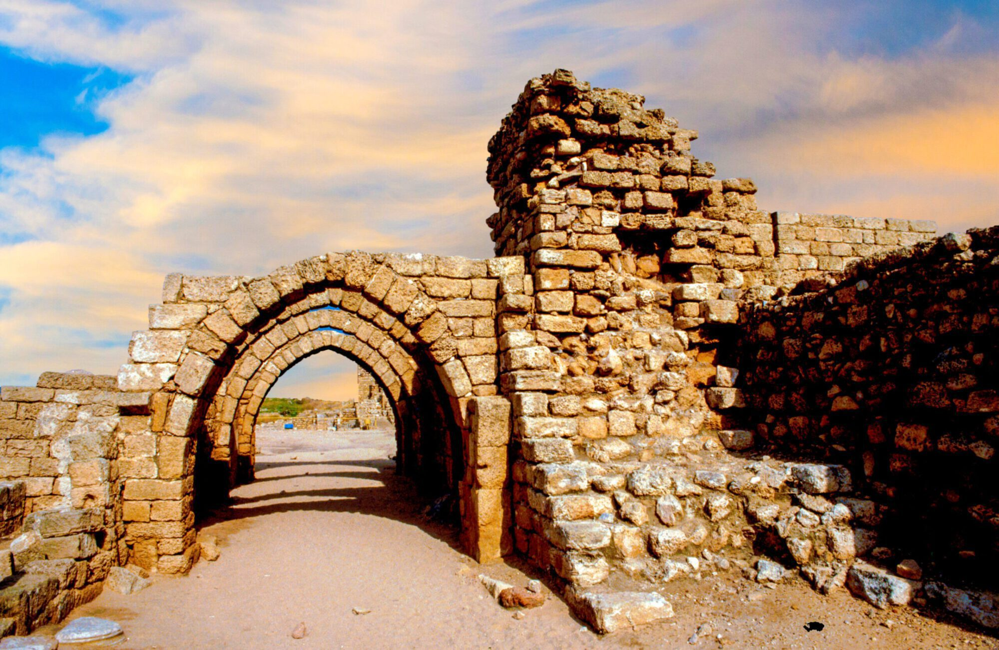 Israel Archaeological One Day Tours - Fortress Avdat