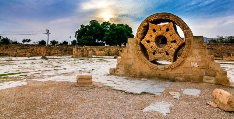 Jericho Ultimate Guide - Hisham Palace