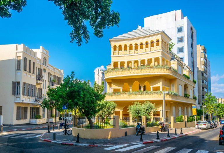 The Promised Land Ten Day Tour Tel Aviv Pagoda House
