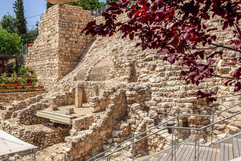 The Promised Land Ten Day Tour - City of David Area G