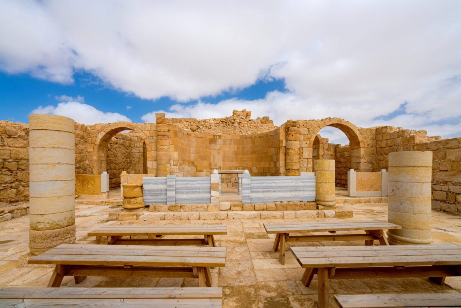 Israel Archaeological One Day Tours - Avdat