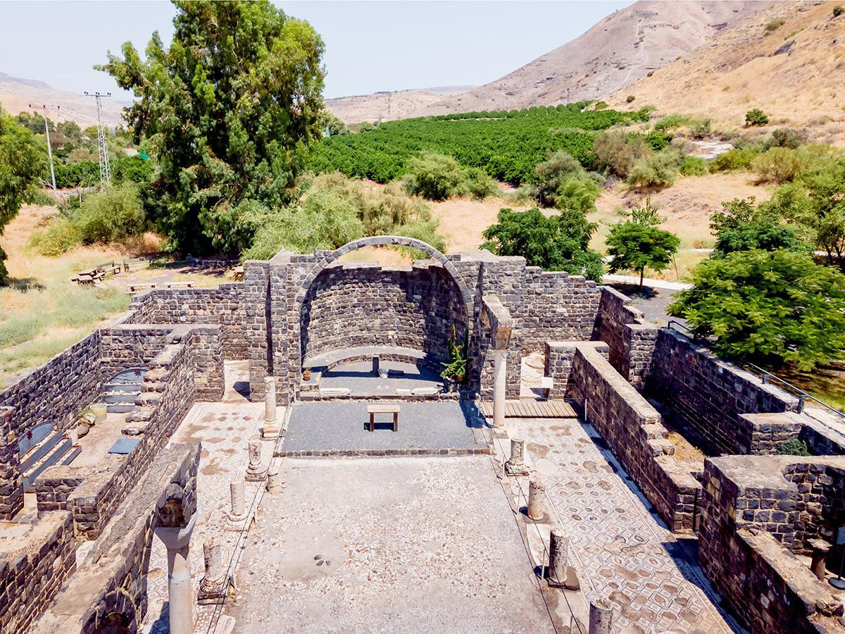 Israel Archaeological One Day Tours - Kursi