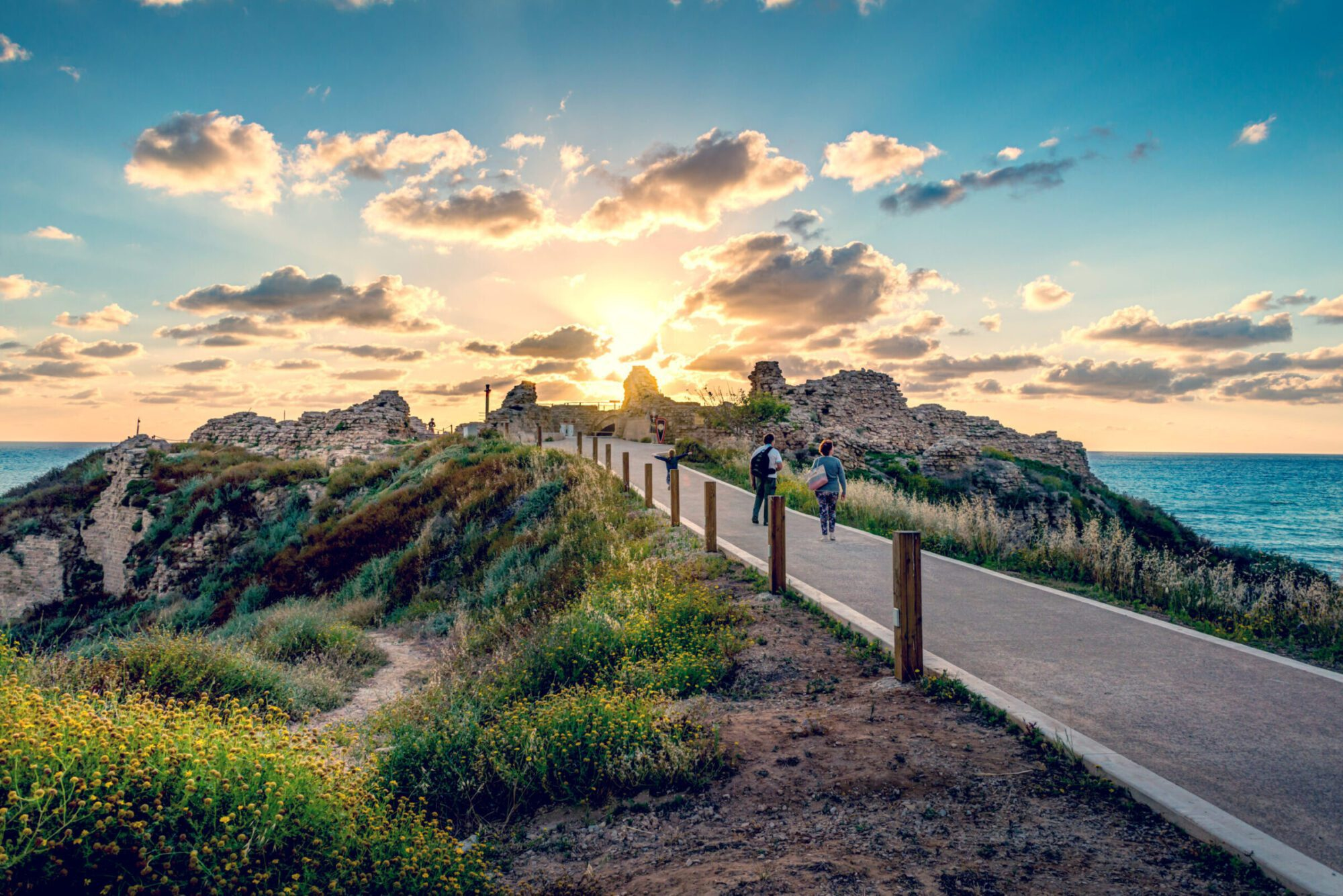 Israel Archaeological One Day Tours - Apollonia
