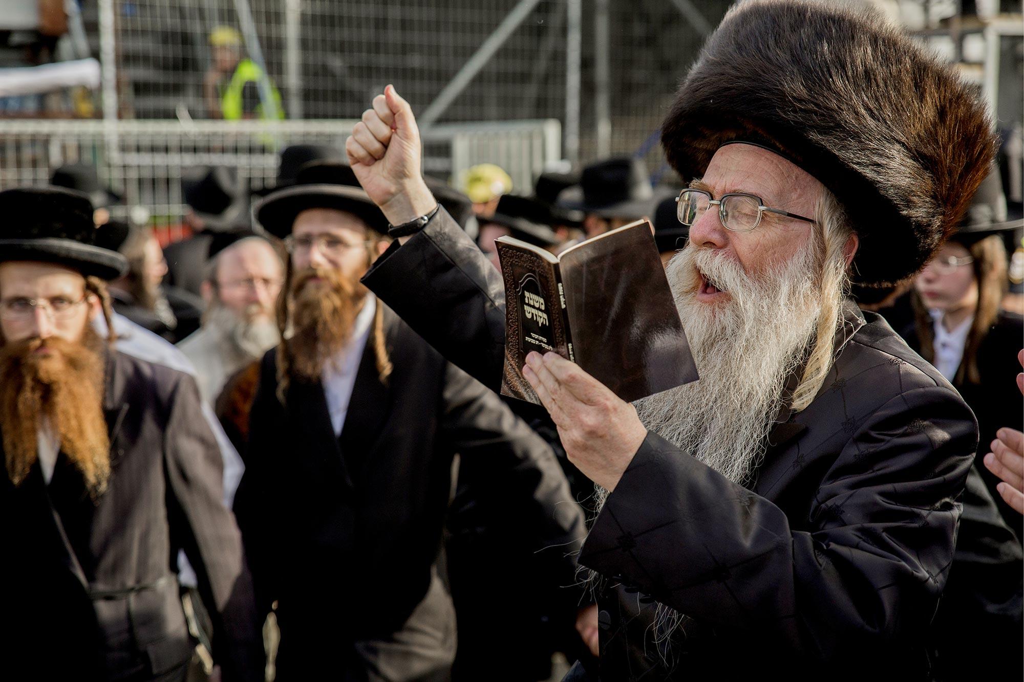 Mea Shearim - Jewish Man