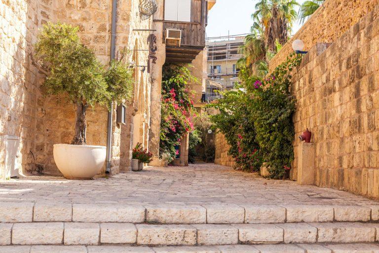 Christian Holy Land Seven Day Tour - Jaffa