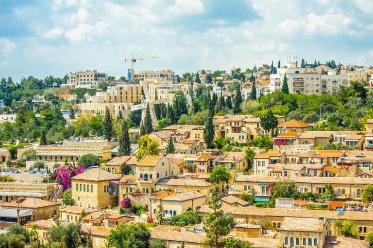 The Promised Land Ten Day Tour - Mishkenot Sheananim