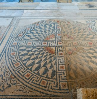 Archaeological Discoveries in Caesarea Maritima