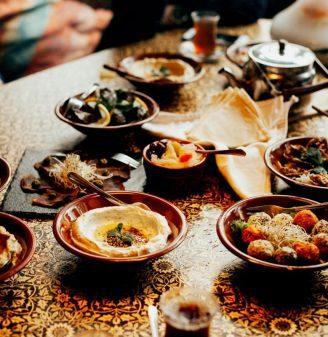 Best Restaurants in the Muslim Quarter
