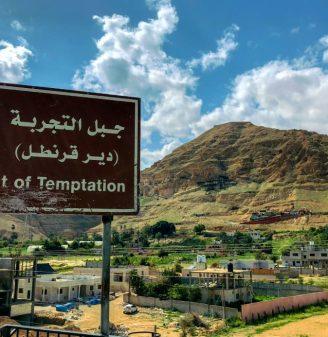 Monastery of the Temptation (Deir al-Quruntal)