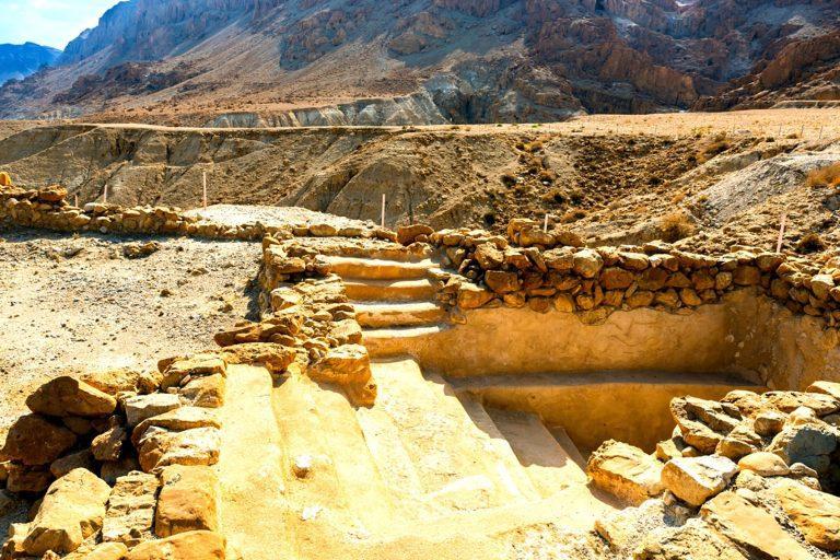 The Dead Sea Masada Tour - Qumran National Park