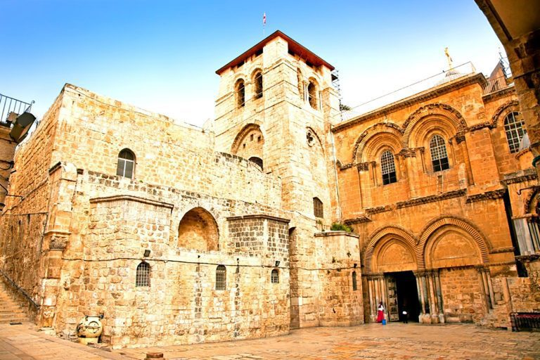 Old City Jerusalem Tour - Church of the Holy Sepulcher