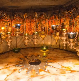 The Birthplace of Jesus