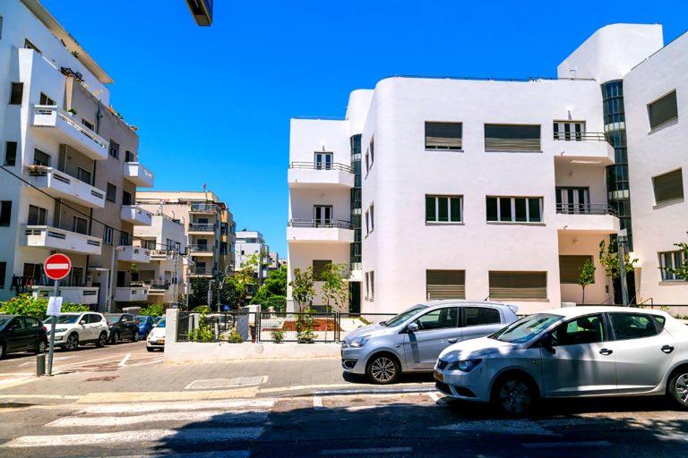 Tel Aviv Day Tour - Rothschild Boulevard - Bauhaus