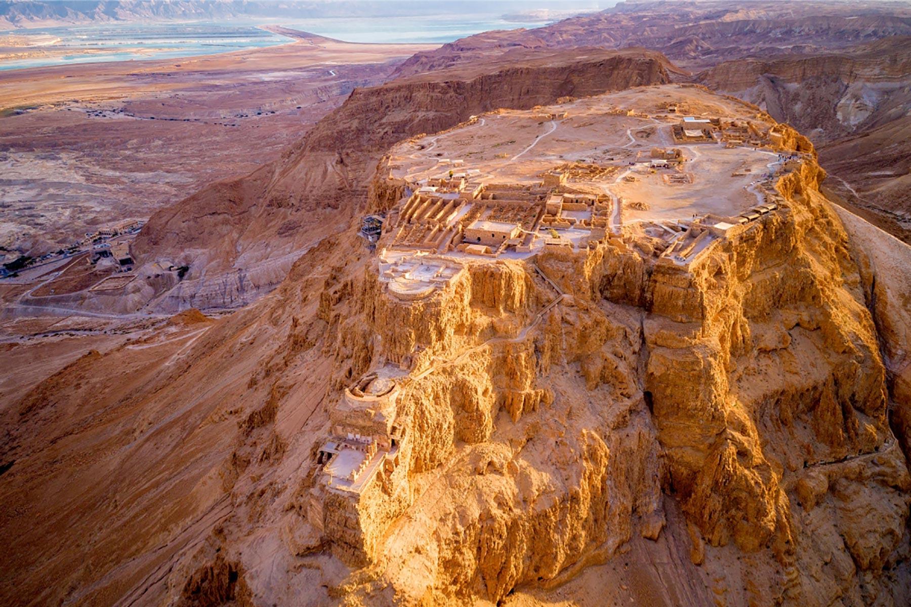 The Dead Sea Masada Tour - Masada