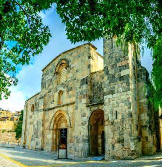 Church of Saint Anne in Jerusalem
