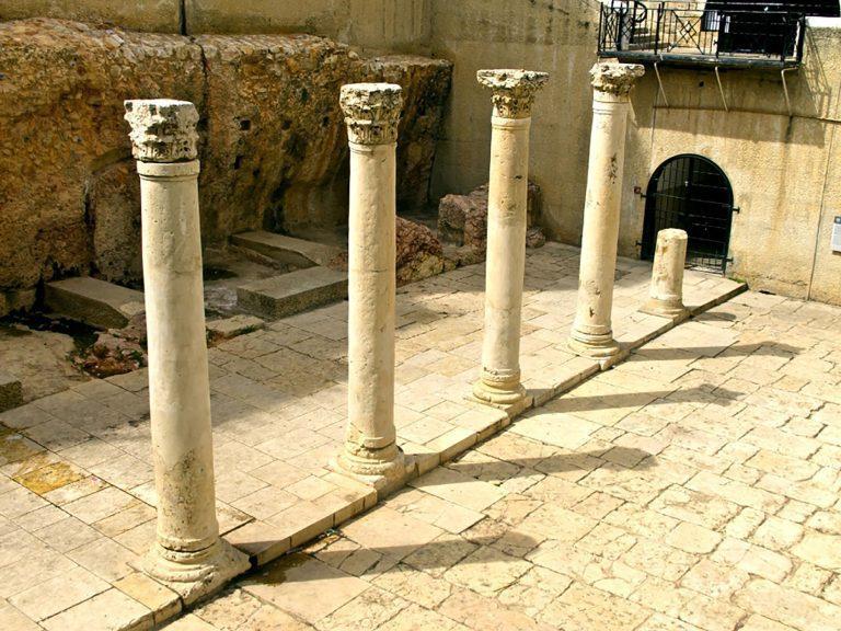 Old City Jerusalem Tour - The Jewish Quarter - The Cardo