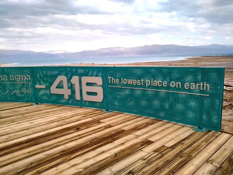 The Dead Sea Masada Tour - the Dead Sea Aerial