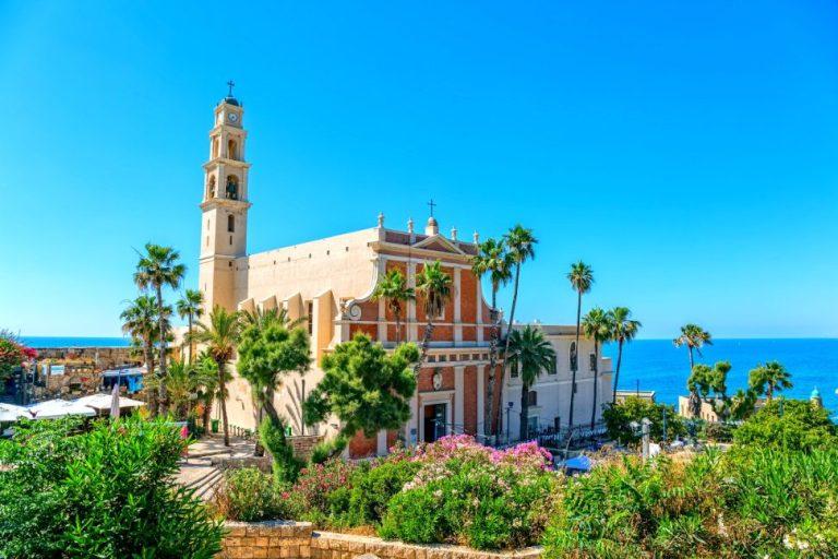Tel Aviv Day Tour - Old Jaffa - Saint Peter Church