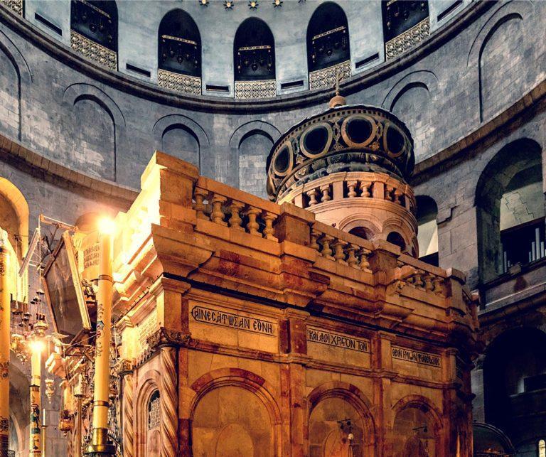 Old City Jerusalem Tour - Church of the Holy Sepulcher - Tomb of Jesus