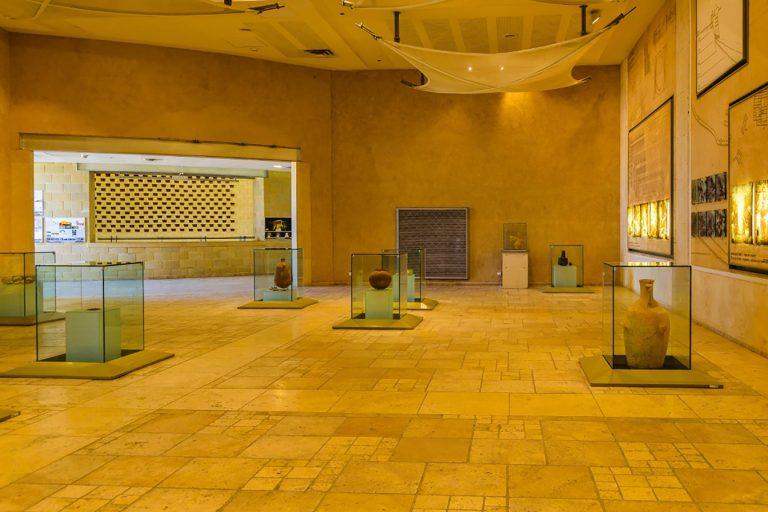 The Dead Sea Masada Tour - Masada Museum