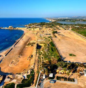 The Hippo-Stadium at Caesarea