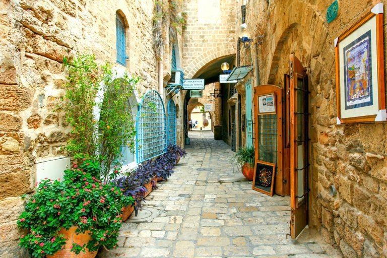 Tel Aviv Day Tour - Old Jaffa - Jaffa Alley