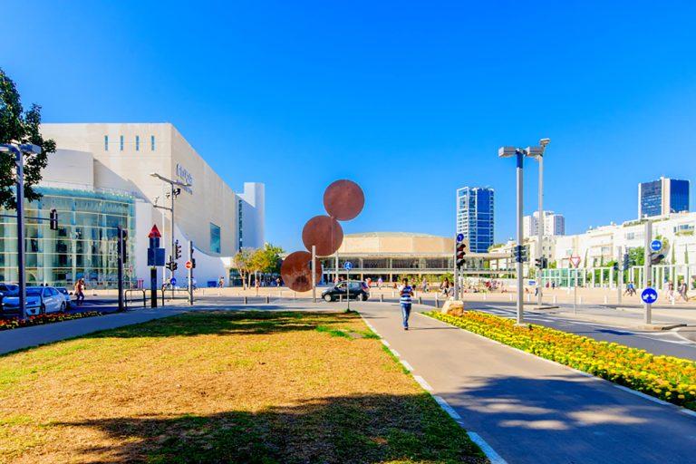 Tel Aviv Day Tour - Rothschild Boulevard - Habima